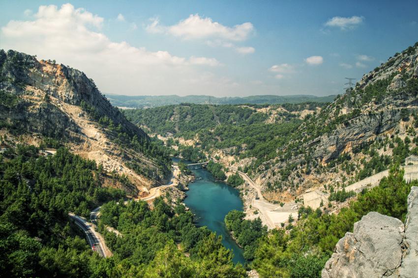 green canyon - türkei