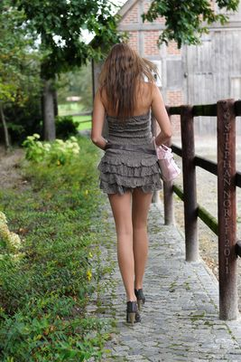 Green Catwalk