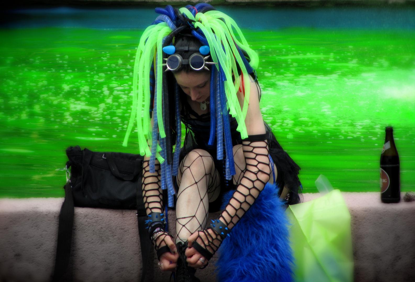 Green Cyber