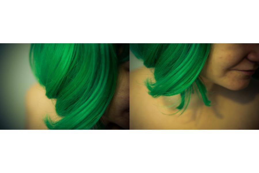 [ green days ]