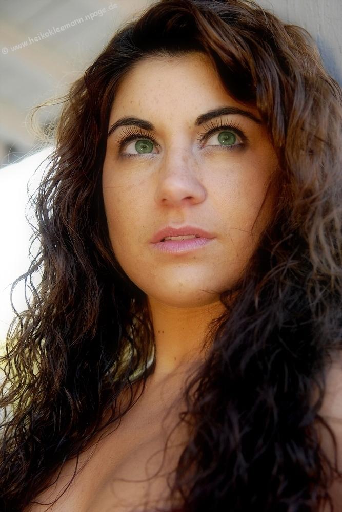 ~ green eyes ~