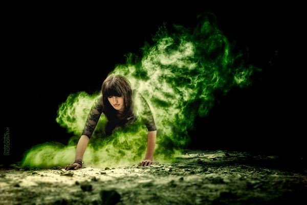 Green Powder