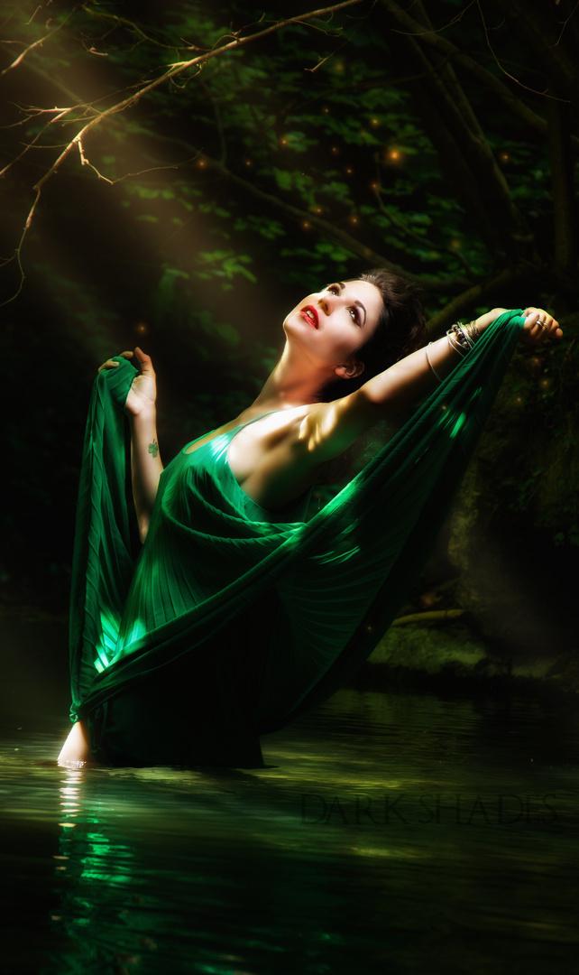 green river goddess