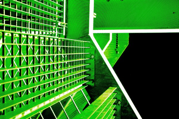 green screening