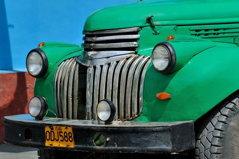 Green Truck 02