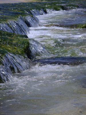Green Waterfalls