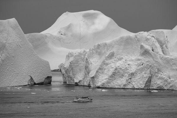 Greenland - Das kleine Boot ist dann doch vorbeigefahren