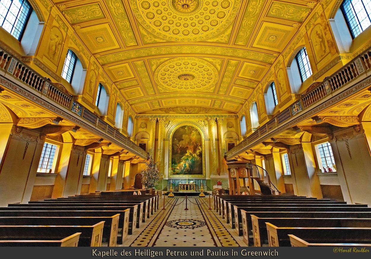 Greenwich / England