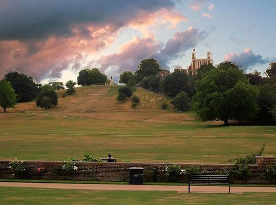 Greenwich I (con cariño para Angie)