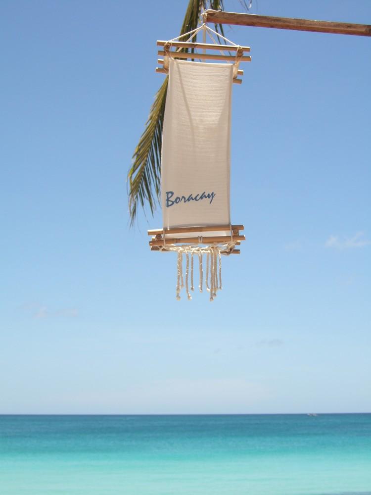 Greetings from Boracay