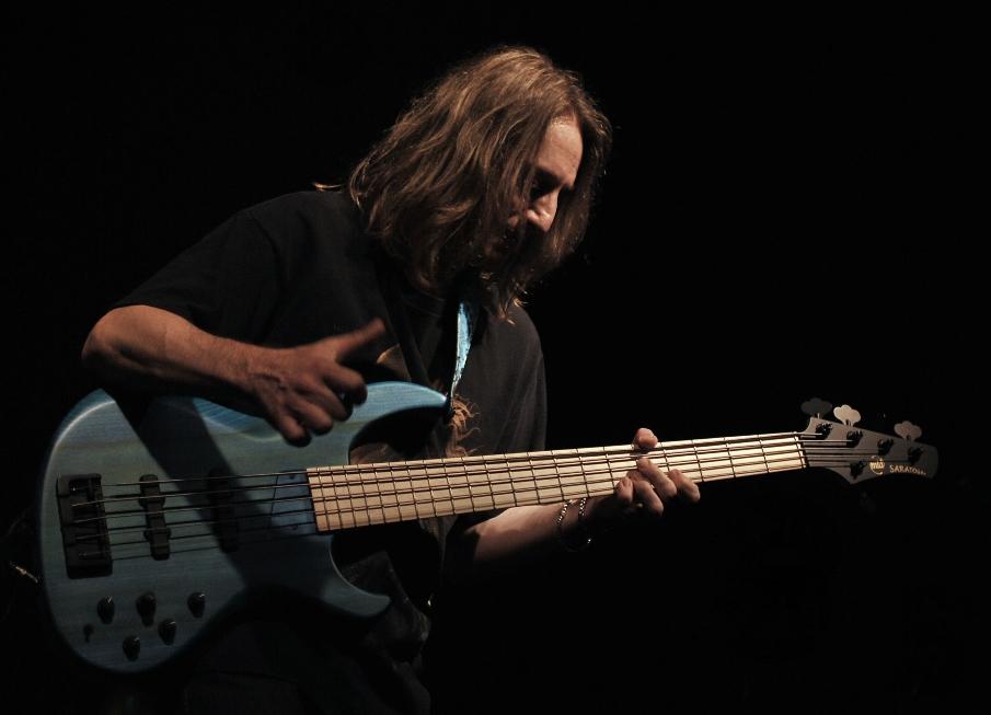 Greg Rzab, Bass