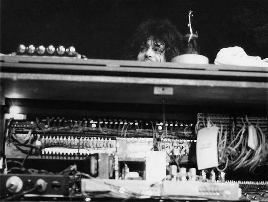 Gregg Rolie, Santana 1971