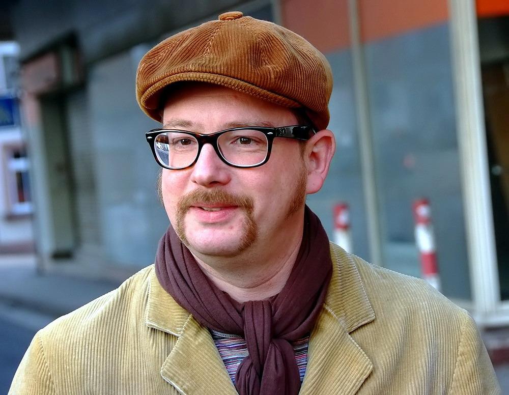 """Gregor Weber (""""de Stefan"""")"""