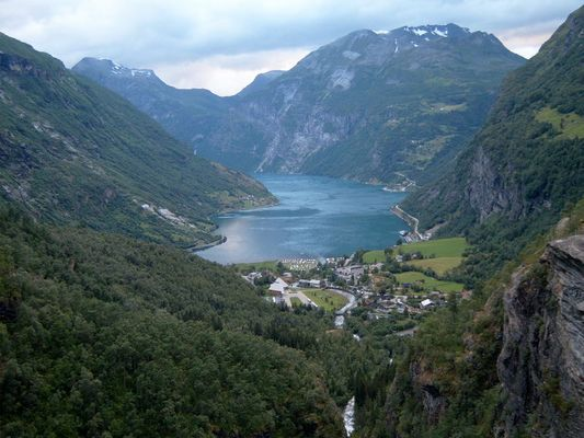 greiangerfjord andere seite