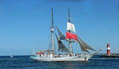 Greif  - Segelschulschiff -