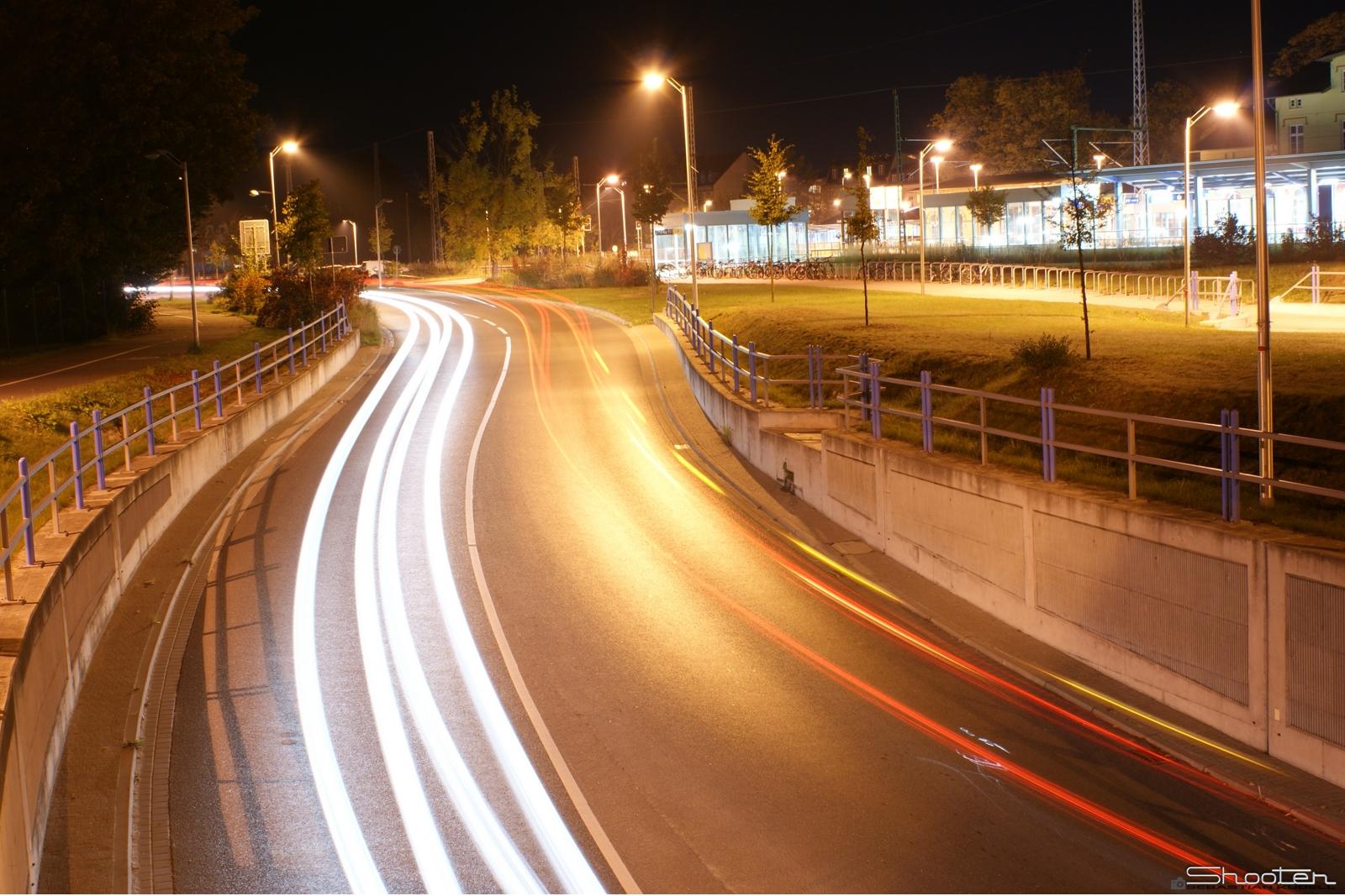 Greifswald at Night (3)