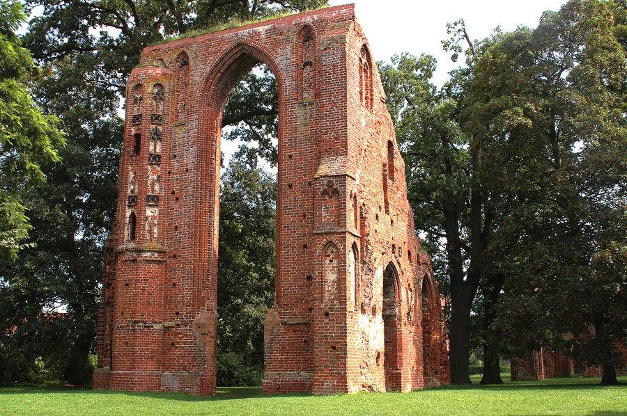 Greifswald-Eldena Klosterrunie