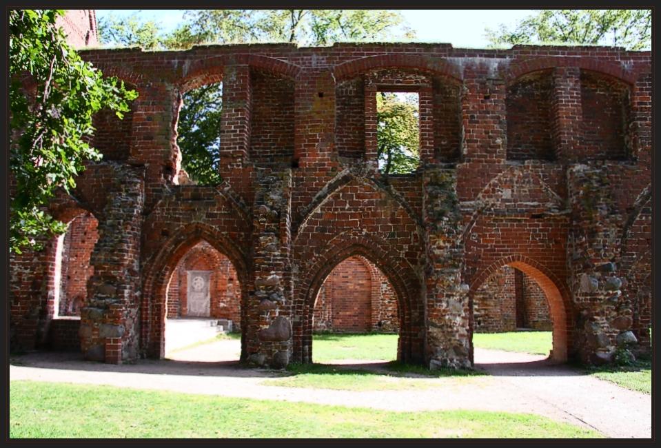 Greifswald Kloster Eldena
