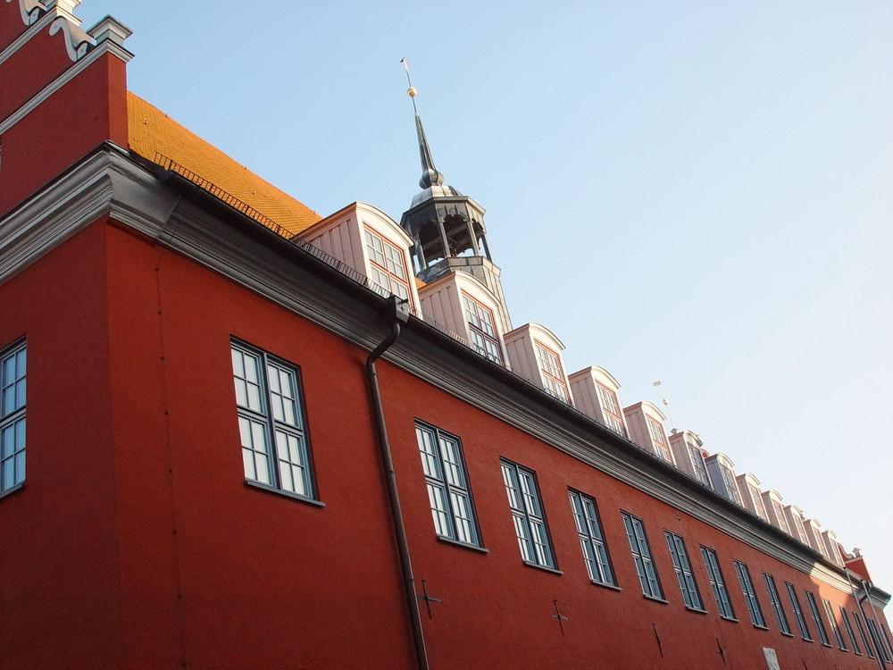 Greifswald - Rathaus