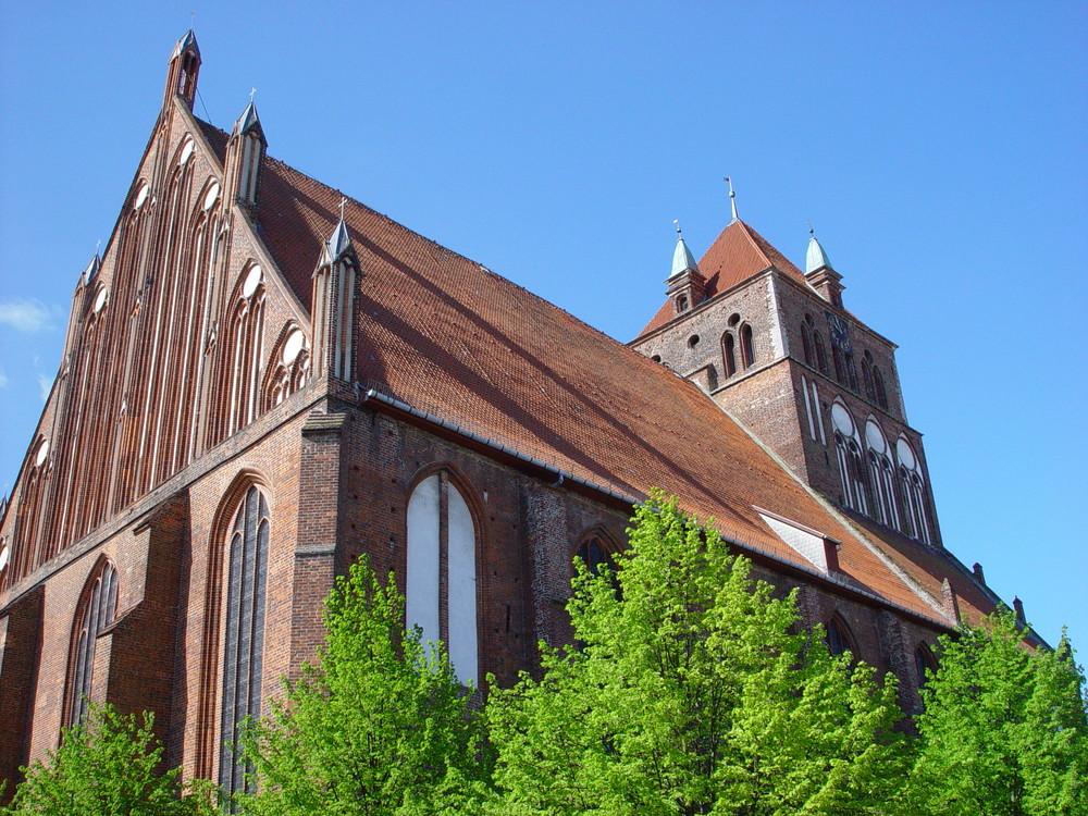Greifswald   -  St` Marienkirche