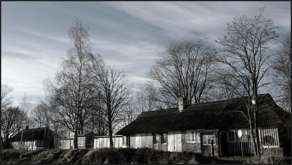 Greifswald-Wieck Vereinshaus an der Badeanstalt Lumix LX3