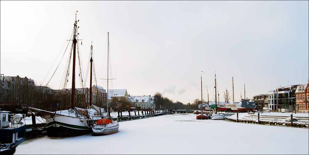 Greifswalder Hafen ( 2 )