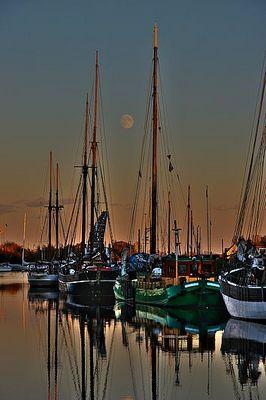 Greifswalder Hafen