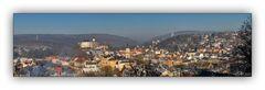 Greiz - Stadtpanorama
