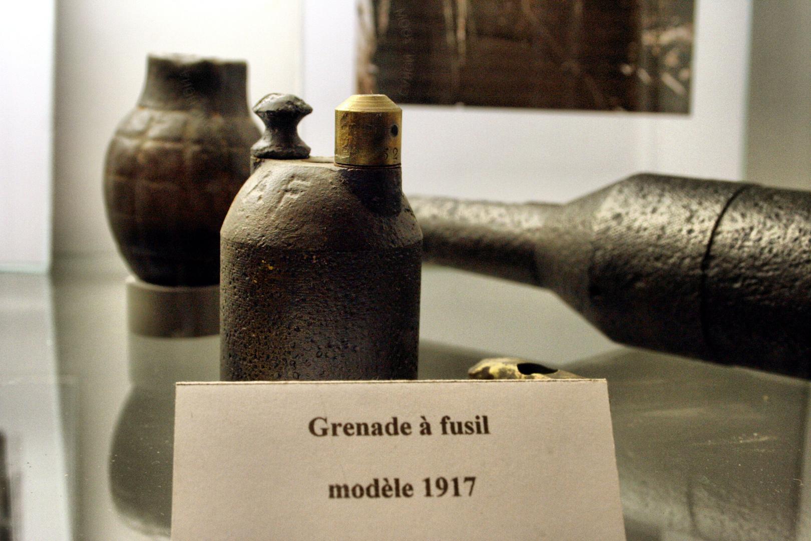 grenade a fusil allemande modele 1917