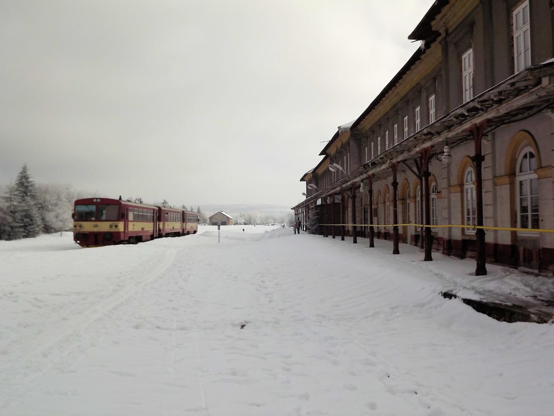 Grenzbahnhof 2