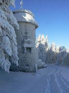 Grenzlandturm in Bärnau am 29.12.2010