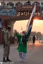 Grenzschließung am Wagah Border (und die Veteranen)