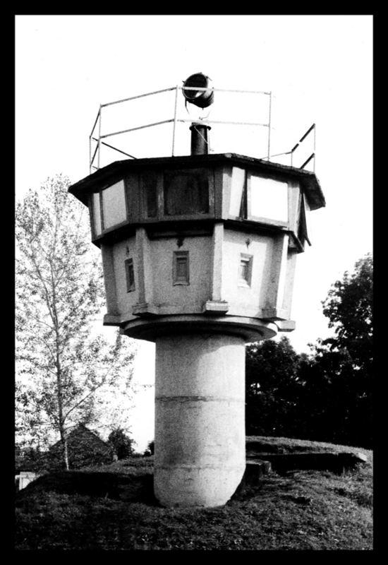Grenzwachturm BT 11 Hötensleben 2005