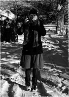 Gretel im Winter look...