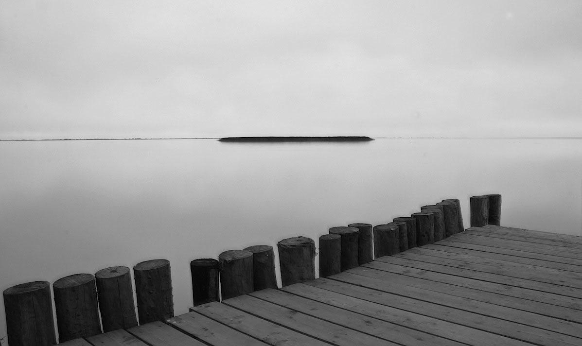 grey lake