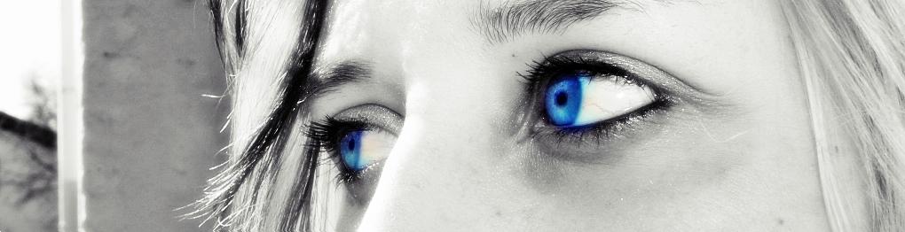 grey vs. blue