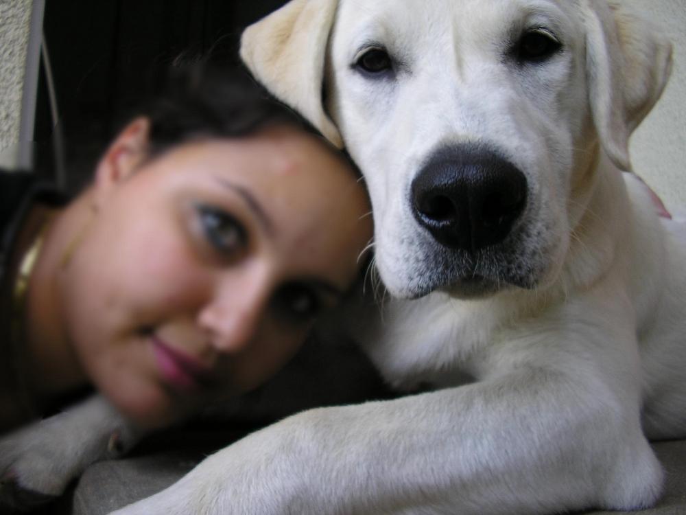 Gribouille et moi