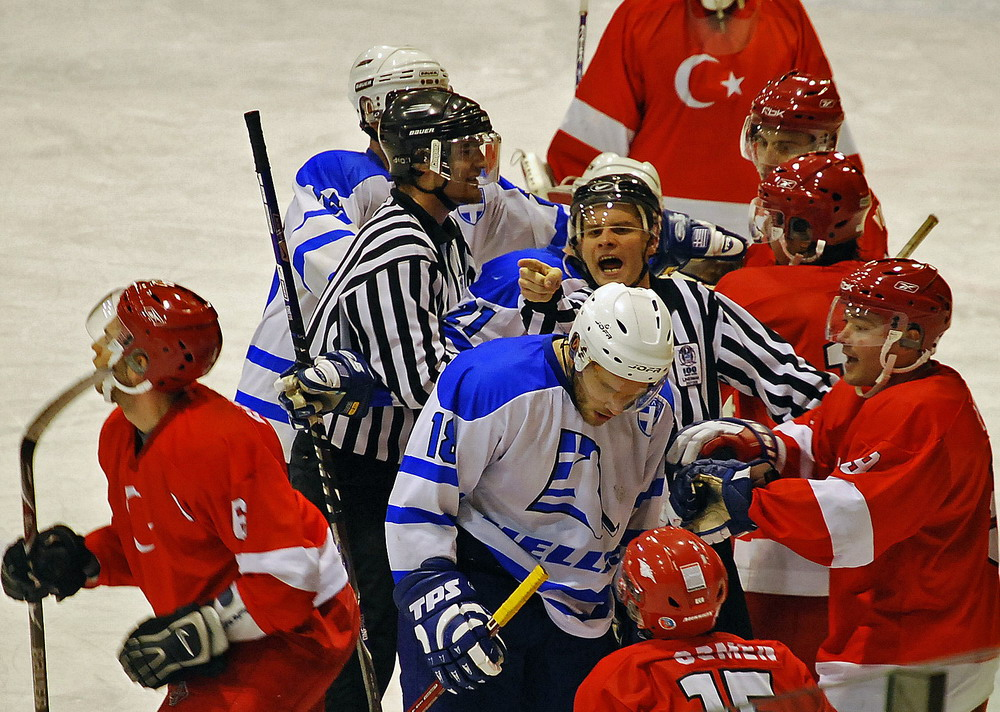 türkei eishockey