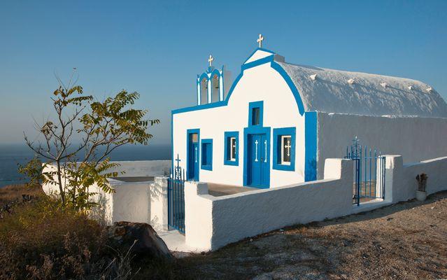 Griechische Architektur - V