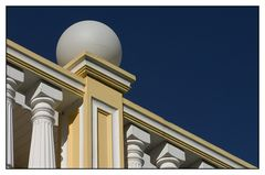 griechischer Balkon..