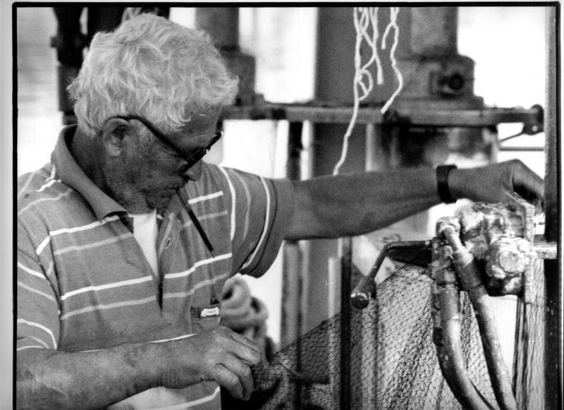 Griechischer Fischer