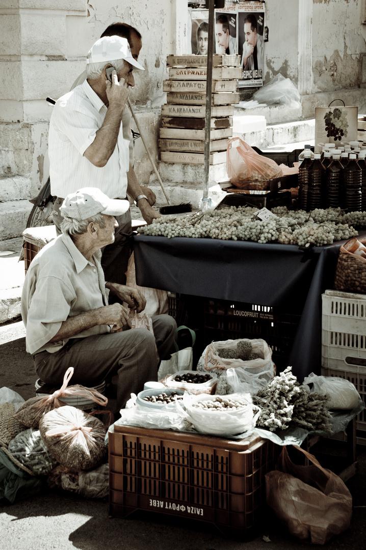 Griechischer Markt