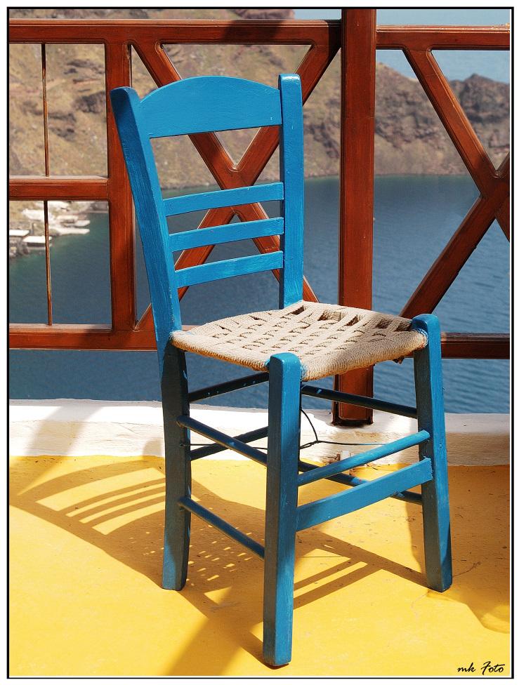 Griechischer Stuhl ...