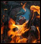Griff aus dem Feuer