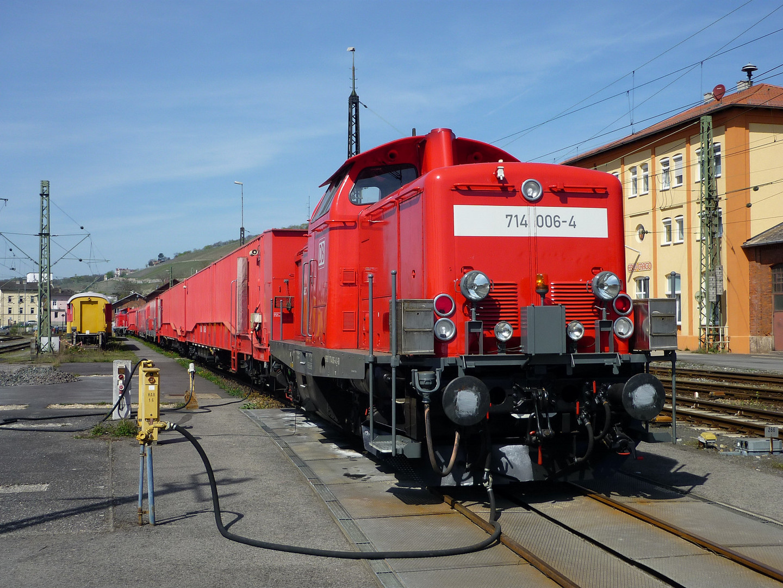 Griff in die Mottenkiste # Der Würzburger Rettungszug