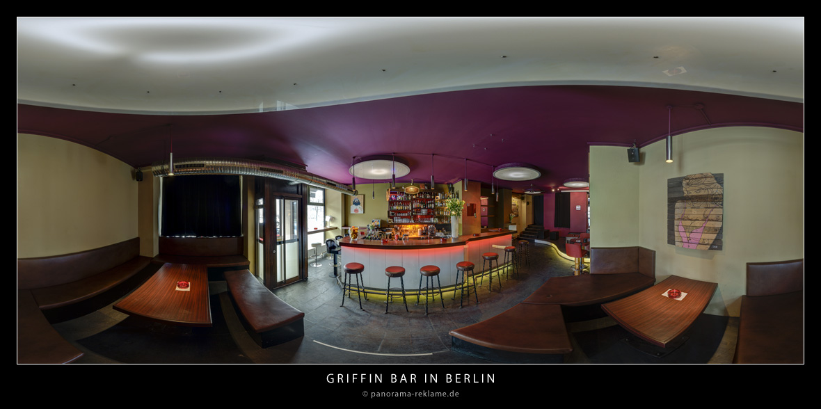 Griffin Bar in Berlin