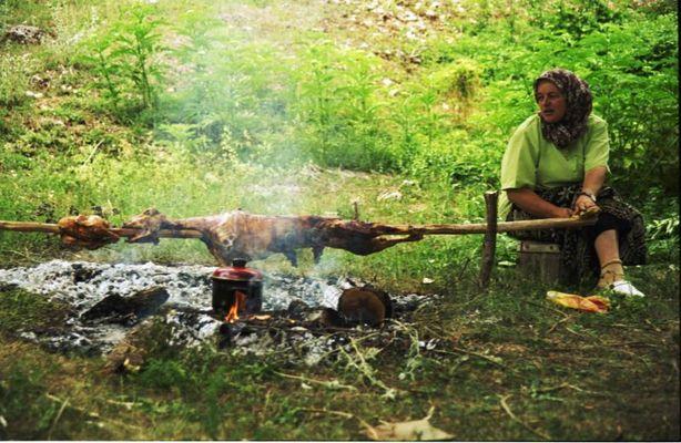 Grillen in Bosnien
