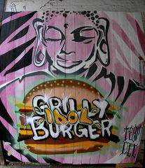 Grilly Burger