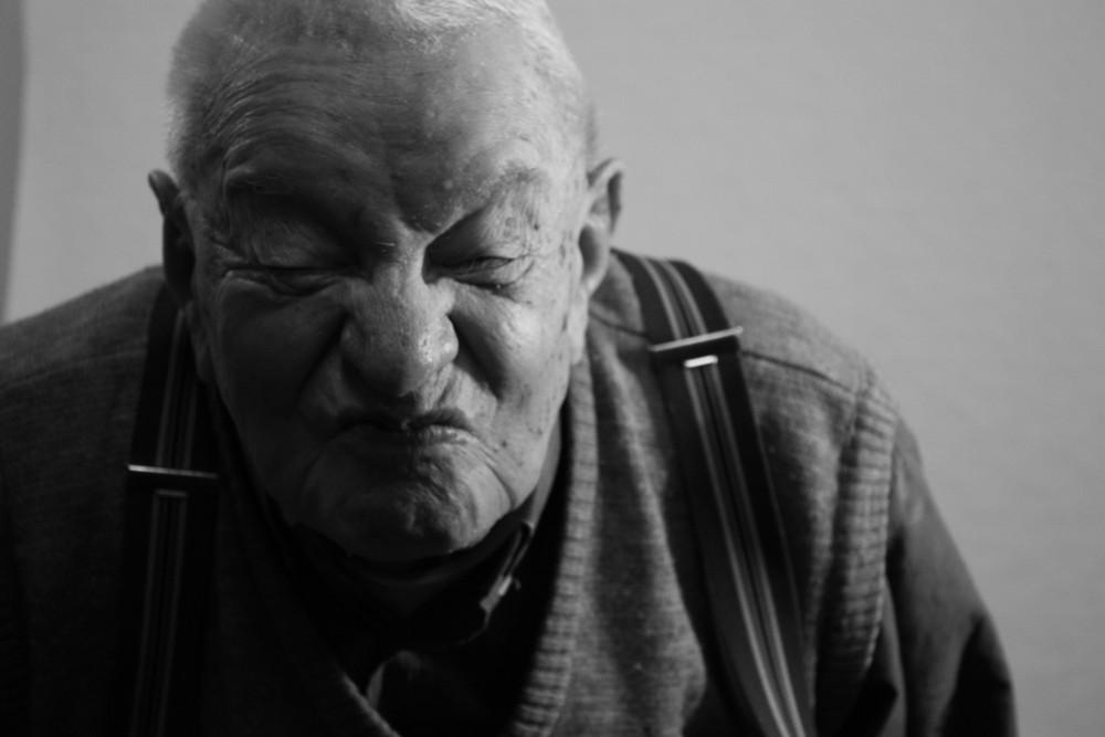 Grimace de 99 ans.