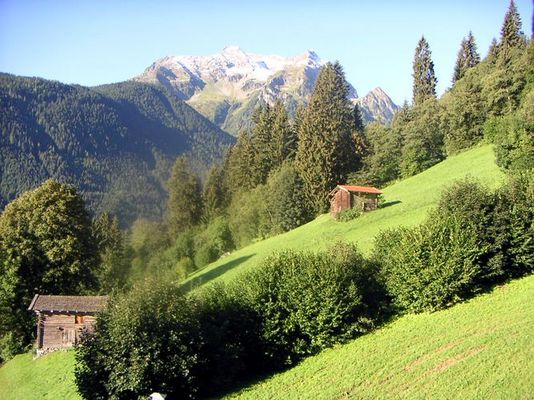 Grinbergspitzen - Zillertal - Österreich
